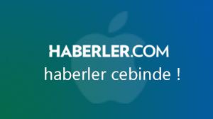 En son gelişmeleri Haberler.com Iphone uygulamasından takip edin.