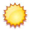 Burdur bugün güneşli, sıcaklık 36°C