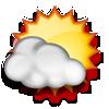 Sivas bugün parçalı bulutlu, sıcaklık 14°C