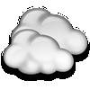 Konya bugün çok bulutlu, sıcaklık 9°C